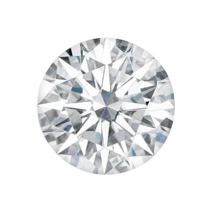 GH色 CVD(HPHT)1克拉實驗室培育鑽石